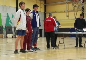Intermediate boys indoor nationals 2016